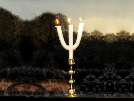 Billede af helligtrekongerlys